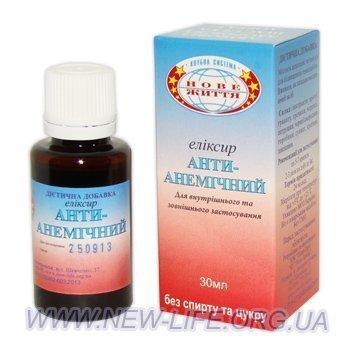 Антианемический эликсир